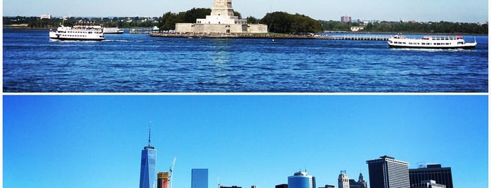 Staten Island Ferry is one of NY.