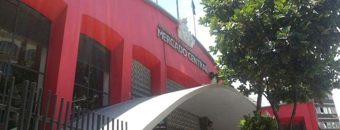 Mercado Central is one of Las Palmas & Maspalomas.