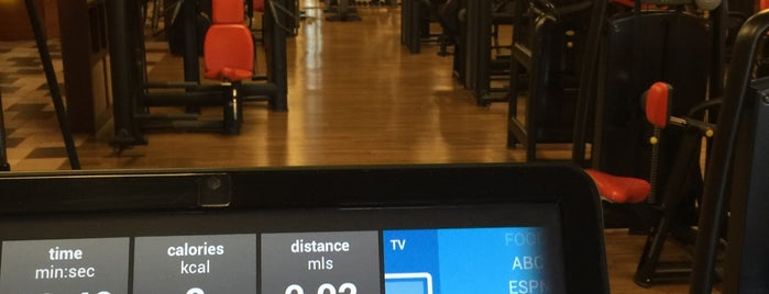 One Carnegie Hill Health Club is one of Lieux qui ont plu à Sexy.
