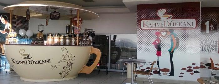 Kahve Dükkanı is one of Posti che sono piaciuti a Erkan.