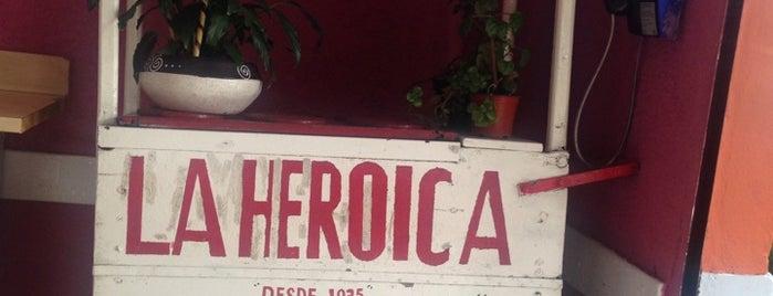 La Heroica is one of Lieux sauvegardés par Phanie.