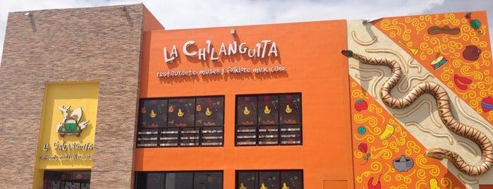 La Chilanguita is one of Lieux qui ont plu à Ernesto.