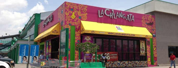 La Chilanguita is one of Locais curtidos por Alfonso.