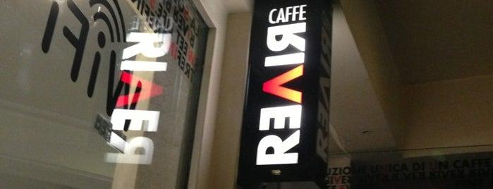 River Café | کافه ریور is one of Orte, die Yunus gefallen.
