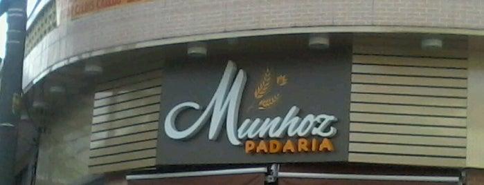 Padaria Jardim Munhoz is one of Orte, die Andreia gefallen.