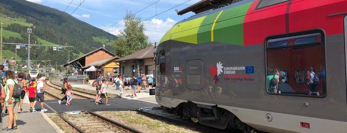 Stazione San Candido is one of Lugares favoritos de -.