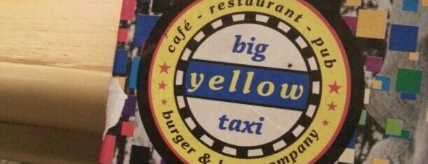 Big Yellow Taxi Benzin is one of OT.