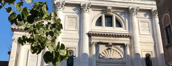 Chiesa San Francesco Della Vigna is one of Venezia Essentials.