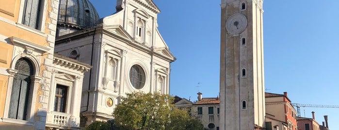 Chiesa di San Giorgio dei Greci is one of Orthodox Churches - Western Europe.