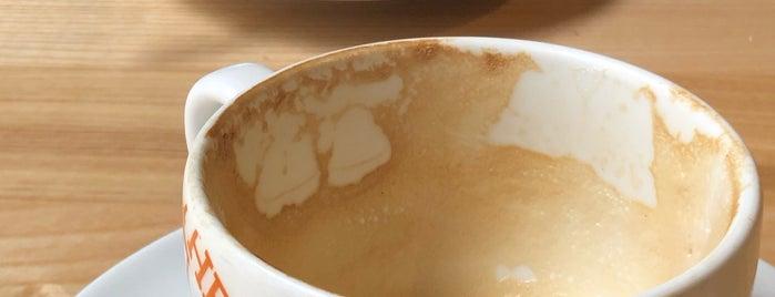 The Brick Coffee Factory is one of Posti che sono piaciuti a Eugeny.