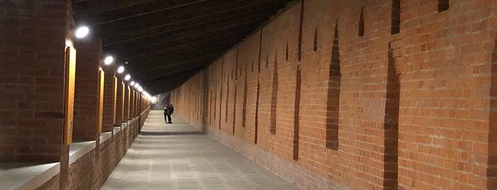 Китайгородская стена is one of Погулять.