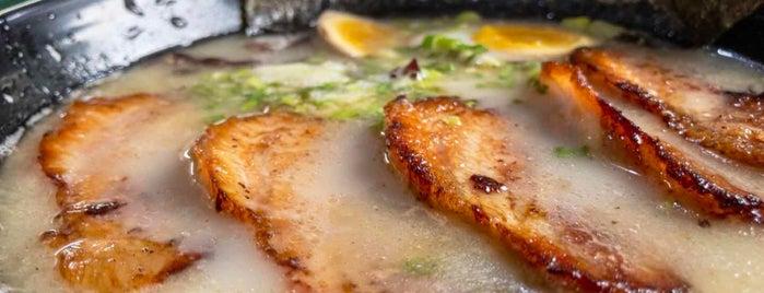 Buta Kin Tonkotsu Ramen & Japanese Curry Rice is one of Ianさんの保存済みスポット.