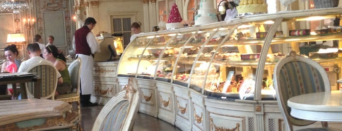 Confectionary (Cafe Pushkin) is one of Restaurants and cafes.