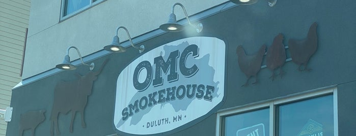 OMC Smokehouse is one of BBQ.