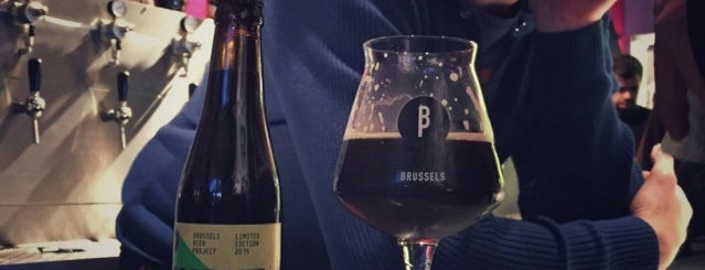 Brussels Beer Project is one of LonBru.