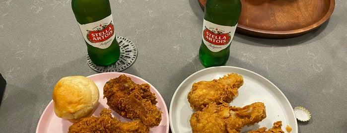 Ezell's Famous Chicken is one of Posti che sono piaciuti a Fernando.