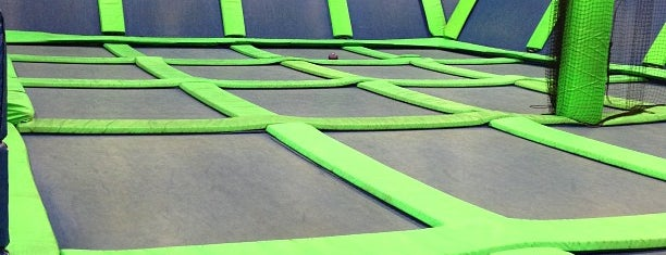 AirHeads Trampoline Arena is one of Orlando Area's Hidden Gems.