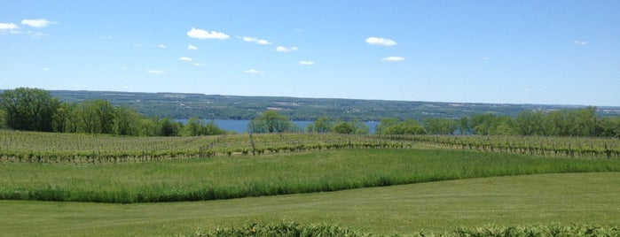 Lamoreaux Landing Wine Cellars is one of Finger Lakes Wine Trail & Some.