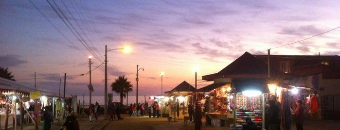 Feria Artesanal is one of สถานที่ที่บันทึกไว้ของ Nacho.