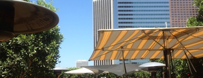 The Biergarten at The Standard, Downtown LA is one of Gespeicherte Orte von Paul.