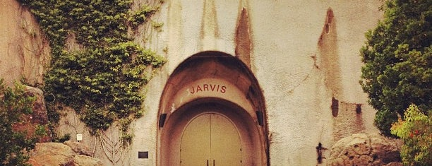 Jarvis Winery is one of Napa.
