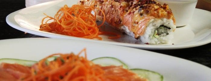 Sushi Hokkaido is one of Locais salvos de Karen 🌻🐌🧡.