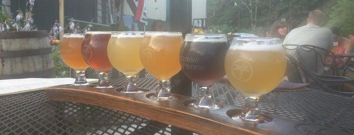 Watershed Tavern& Brewery is one of The Traveler 님이 좋아한 장소.