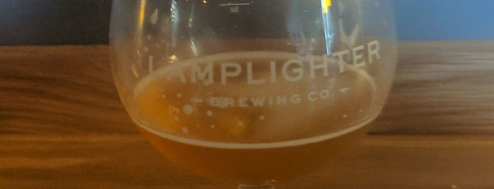 Lamplighter Brewing Co. is one of Alex : понравившиеся места.