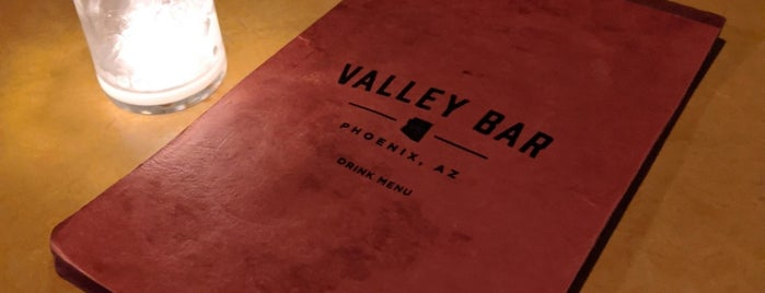 Valley Bar is one of Lieux qui ont plu à Justin Eats.