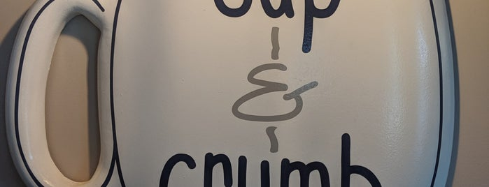 Cup & Crumb is one of NH.