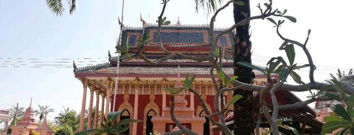 Wat Kaeo Phichit is one of Yodpha's Liked Places.