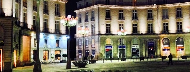 Place Graslin is one of Nantes.