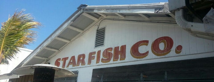Star Fish Company Restaurant and Seafood Market is one of Tempat yang Disimpan Scott.