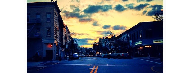 Ridgewood, NJ is one of Tempat yang Disukai Jason.