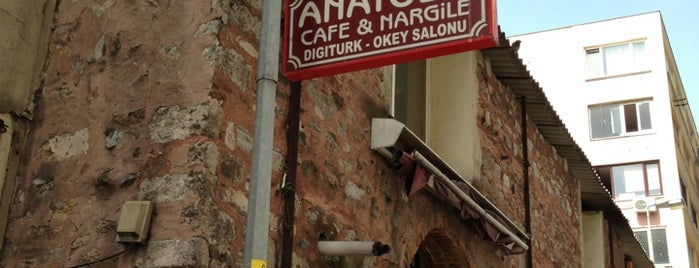 """Anatolia Nargile is one of Lieux sauvegardés par Eugene """"chuck""""."""