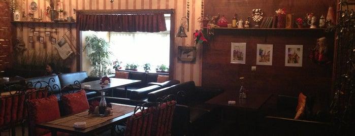 Ресторация Ёж is one of Никита : понравившиеся места.