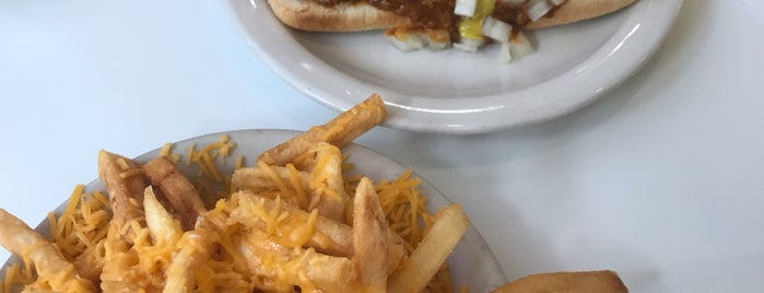American Coney Island is one of Locais curtidos por Kayla.