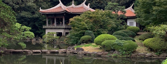 Japanese Traditional Garden is one of Tempat yang Disukai Kayla.