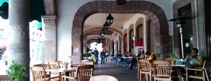 Restaurantes Morelia