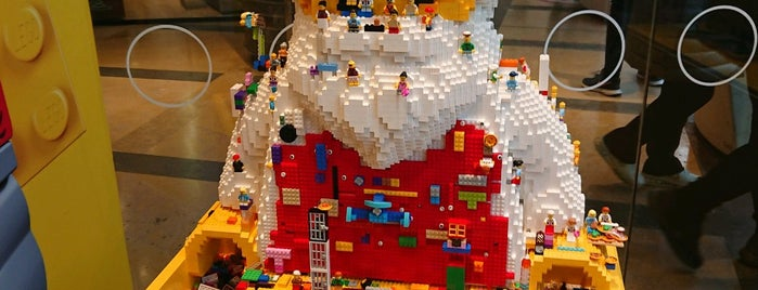 Lego Store is one of Home.