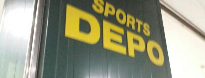 スポーツデポ 成田美郷台店 is one of Locais curtidos por MK.
