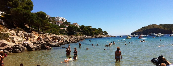 Cala Montgo is one of Playas de España: Cataluña.
