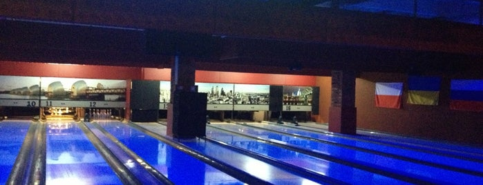 Big Ben Bowling is one of Locais curtidos por Elena.