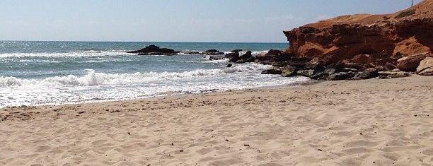 Calas de Rocamar is one of Lugares favoritos de Ángel.