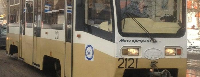 Трамвай № 11 is one of От души подсказка.