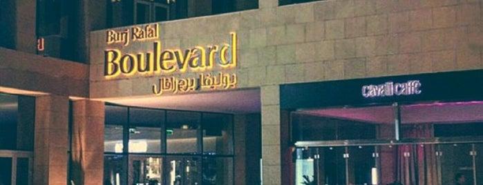 Burj Rafal Boulevard is one of Lugares guardados de Jarallah.