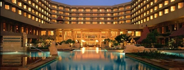 JW Marriott Mumbai Juhu is one of Mumbai #4sqCities.