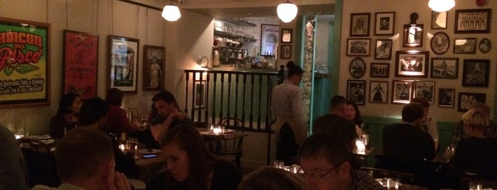 Ceviche Soho is one of Scoffers - Reviews.