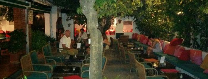 Panda Bar is one of Marbella.