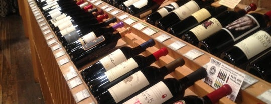 Chelsea Wine Vault is one of Freaker USA Stores New England.